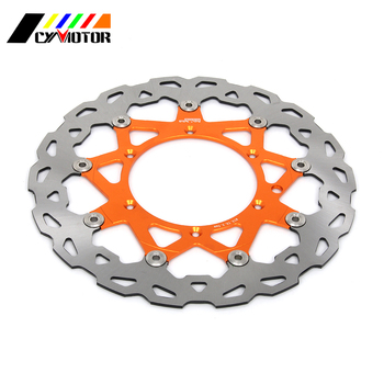 320MM Floating Brake Discs Rotor For KTM SXS-F XCW XCF EXC MX MXC SX XC EXCF GS LC4 250 300 350 380 400 450 500 525 530 540 600