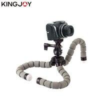 Kingjoy KT-600S Mini Tripod Octopus Para Movil Flexible Mobile Tripe Celular Holder For Gopro Phone Camera Smartphone Stand