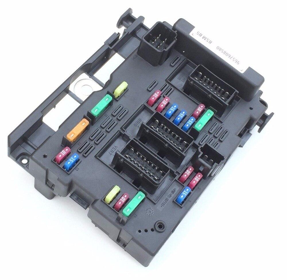 Schnelle lieferung Fuse Box Montage RELAIS für PEUGEOT 206 CABRIO 307  CABRIO 406 COUPE 807 CITROEN C3 C5 C8 XSARA PICASSO in Schnelle lieferung Fuse  Box ...