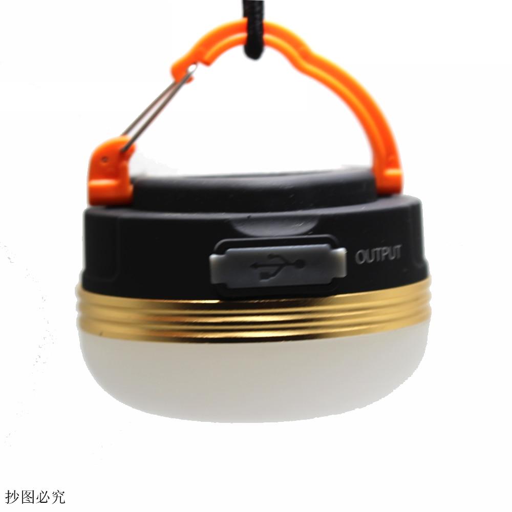MIni Ultra Bright 1800mAh Led Lightweight Camping Lanterns Light For Hiking Camping Emergencies Protable Lantern Power Bank Lamp