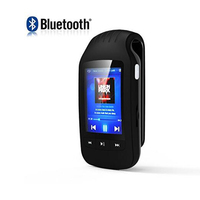HOTT Portable Mini Bluetooth Mp3 Player Mp3 Music Player With Sport Clip Sport Pedometer FM Radio