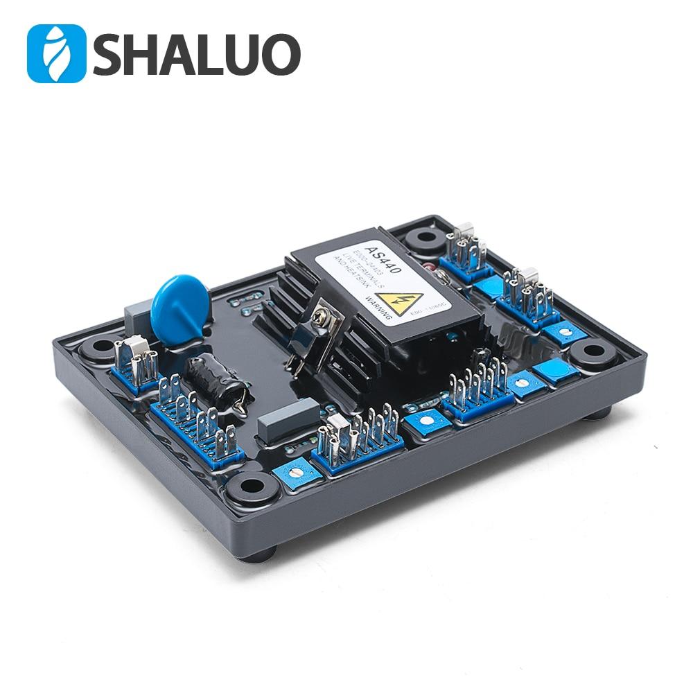 Stamford AVR AS440 régulateur de tension automatique universel générateur sans balai diesel avr schéma de circuit stabilisateur