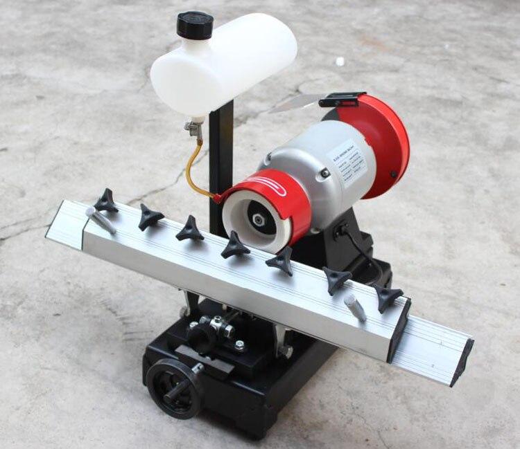 Rectifieuse d'outil de rabot de machine à bois, rectifieuse de lame de rabot