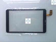 """new 8"""" inch  for Irbis tz82 Touch Screen Digitizer capactive panel glass lens FPC-FC80J211-00"""