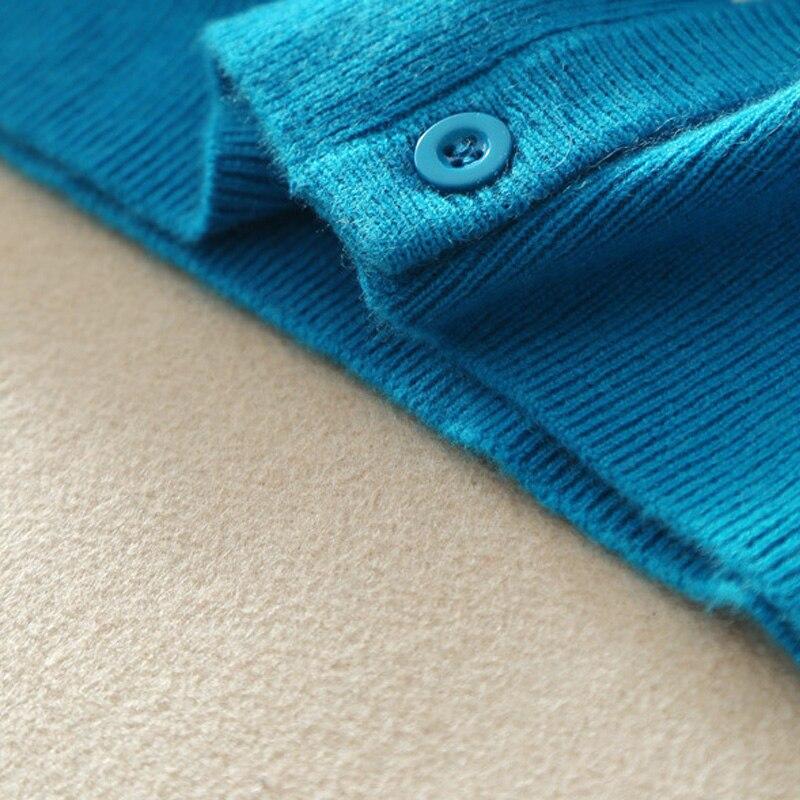 Cachemire Longues Cardigan Cardigans Long Dames Blue À 100 Tricoter Manches 2018 Automne Femmes Piste Pull Longueur qxtPwvYx