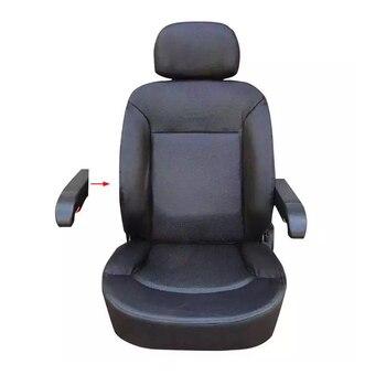 Truk Keselamatan dan Daya Tahan Dracket Universal Sandaran Tangan Bahan ABS Adjustable Kursi Sandaran Tangan Dimodifikasi