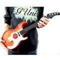Guitarra Da Música criança Instrumento Musical das Crianças Crianças Presente de Natal Aniversário DE SETEMBRO de 12