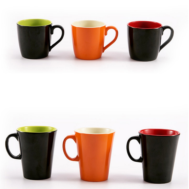 Multicoloured Melamine Mug