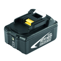 Replacement Makita 18v 6 0Ah Rechargeable Battery W LED Light For Makita Power Tool Impact Driver