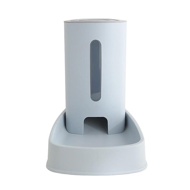 3.8L Automatic Cat Food Dispenser