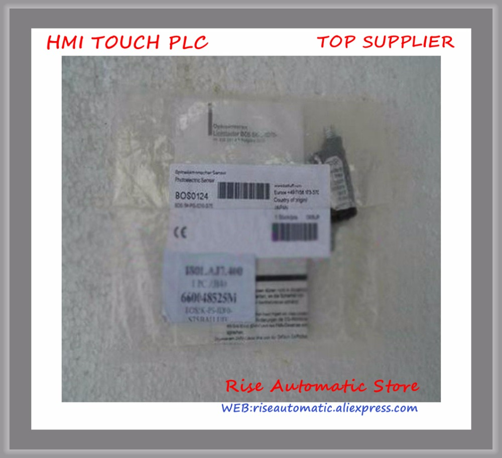 New Original BOS 5K-PS-ID10-S75 Photoelectric Switch high-quality цена