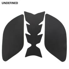 For Yamaha YZF-R15 YZF R15 Motorcycle Tank Pad Protector Sticker Gas Fuel Side Decal Knee Grip Traction UNDEFINED