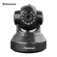 Vstarcam C7837WIP Wireless IP Camera IR Cut Night Vision 720p Home Security HD Camera WiFi Audio