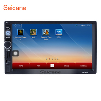 Seicane 2 Din 7 Inch Android 5 1 1 Universal Car Radio GPS Navigation Audio System