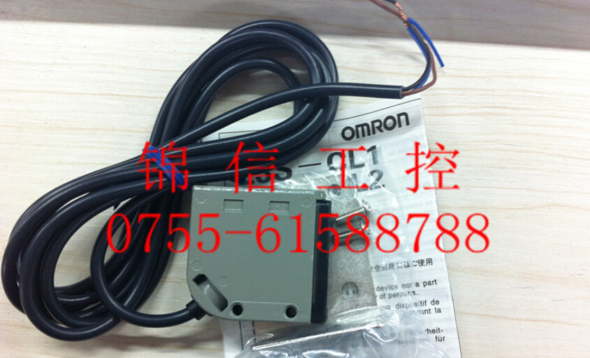 E3S-CL1 OMRON photoelectric sensor цены