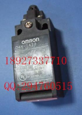 [ZOB] 100% new original Omron omron limit switch D4N-1A32  --5PCS/LOT [zob] 100% new original omron omron photoelectric switch e3jk 5m2 n substitution e3jk tr12 c 2pcs lot