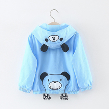 glittery sweet Boy Girls Jacket Autumn Winter Kids Cartoon