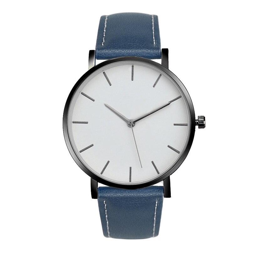 Clock Women Watch Retro Design Lady Dress Leather Band Analog Alloy Quartz Wrist Watch Generously High Quality Nurse Watch M/4