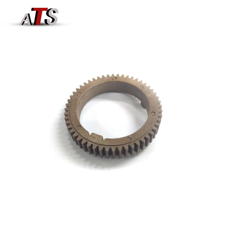 10PCS lot Upper Fuser Gear FU6 0736 000 52T For Canon IR 5570 6570 5070 5065