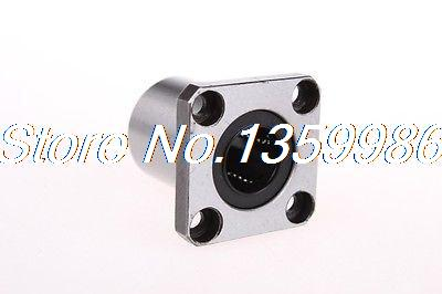 4pcs LMK16UU 16mm Square Flang Type Linear Bearing 16x28x37 mm YB4pcs LMK16UU 16mm Square Flang Type Linear Bearing 16x28x37 mm YB