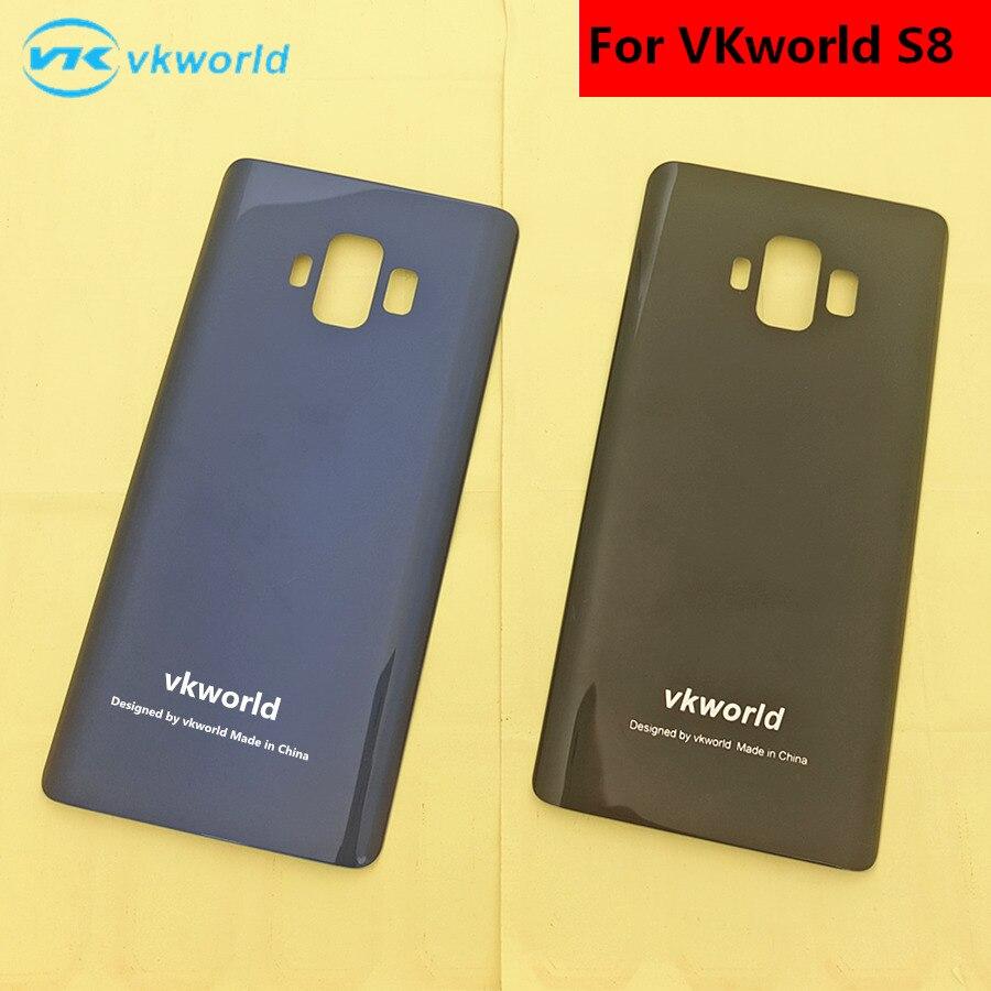 Ursprüngliche Batteriefach Abdeckung Für VKWORLD S8 Smartphone Gehärtetem glas material