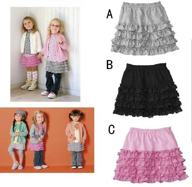 Aliexpress.com : Buy baby kids girls cute short skirts cake skirts ...