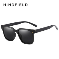 New Vintage Rectangle TAC Polarized Driving Sun Glasses TR90 frame Travelling Sunglasses For Men Women 1943CJ
