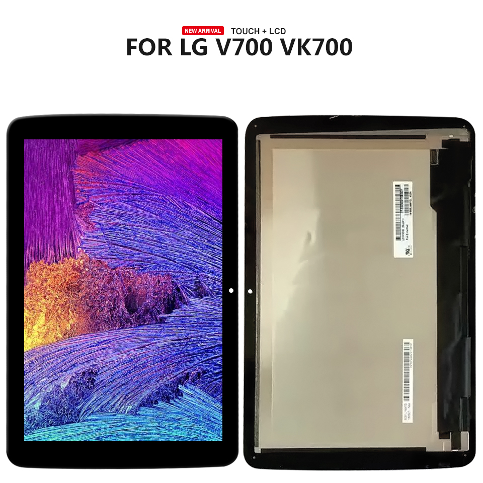 Lcd For LG G PAD 10.1 V700 VK700 Lcd Display Touch Digitizer Pantalla Assembly