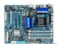 Бесплатная доставка 100% оригинал материнская плата для Gigabyte GA-X58A-UD3R 1366 pin X58 Desktop материнских плат поддержка USB3 SATA3 L5520 L5639