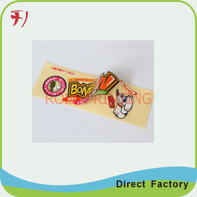 Customized custom RFID label CE electronic tag sticker