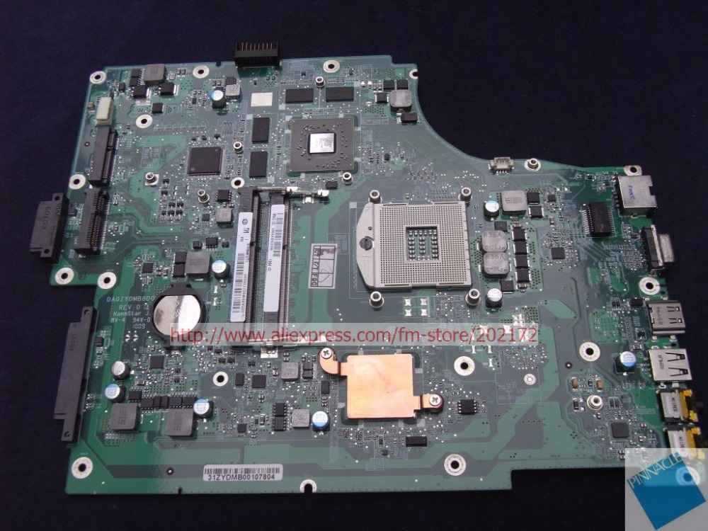 31ZYDMB001 Motherboard for ACER TravelMate 7740 DA0ZYDMB8D0