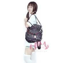 Nouveau 2016 femmes Coréennes sacs à dos impression sac à dos mochila sac à dos de mode oxford sac rétro occasionnels sacs d'école sac d'ordinateur portable de voyage