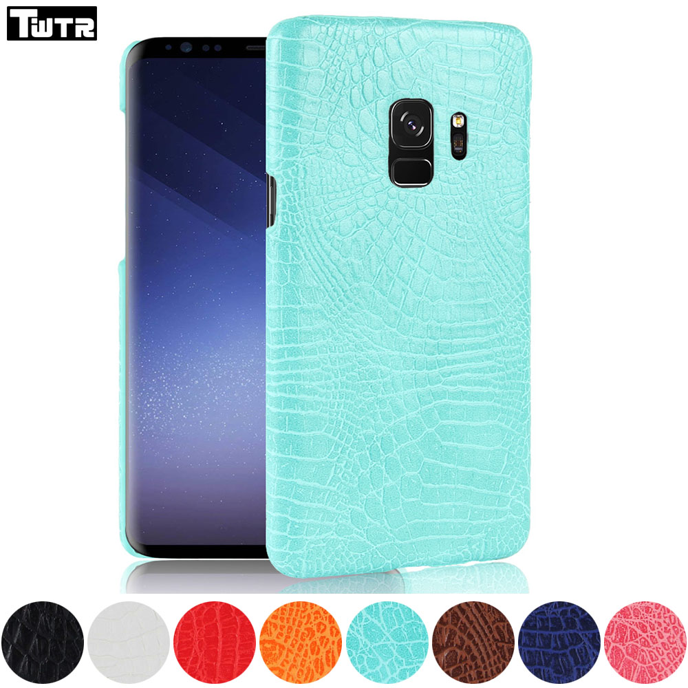 Case For Samsung Galaxy S9 plus s 9plus Case Duos TD- for Samsung Galaxy S 9 plus S9plus Protective Shockproof P C hard shell