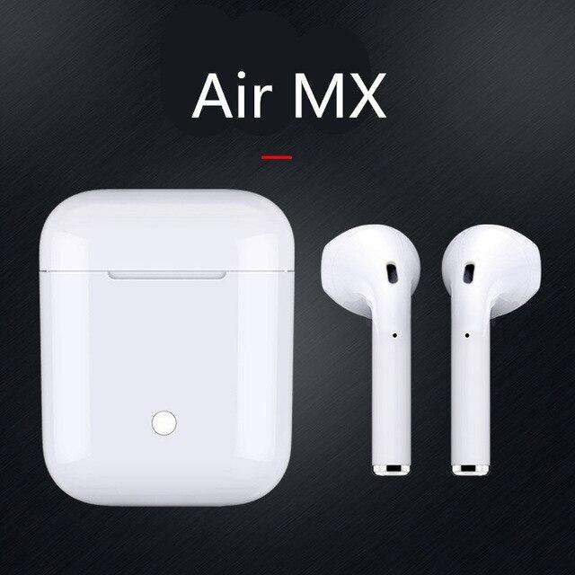 Air MX nouveau TWS PK w1 puce Bluetooth casque oreille écouteurs XY sans fil écouteur PK i10 i11 i12 i10tws i13 i14 i15 i16 i20 tws