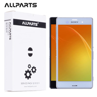 New 5 2 1920x1080 IPS For SONY Xperia Z3 LCD Display With Touch Screen For SONY