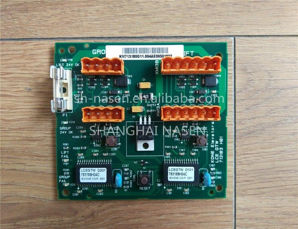 KONE PCB Board KM713180G11