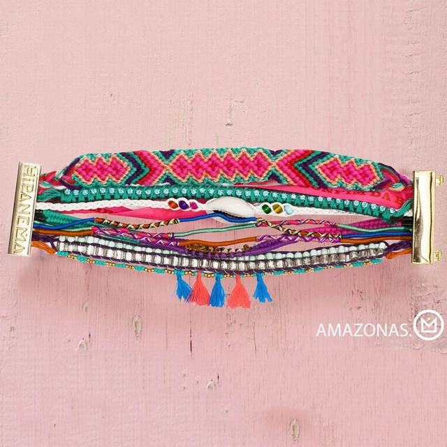 New Hot French Brand Bohemian Style Magnet Hipanema Bracelets Friendship 100 Diy Personal