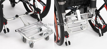 2019 Free shipping Factory Convenience direct electric wheelchair trailer Accessories