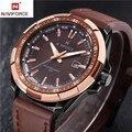2016 hombres reloj de cuarzo de lujo naviforce fecha relojes de los hombres clásicos impermeable hombre reloj relogio masculino hombres reloj militar