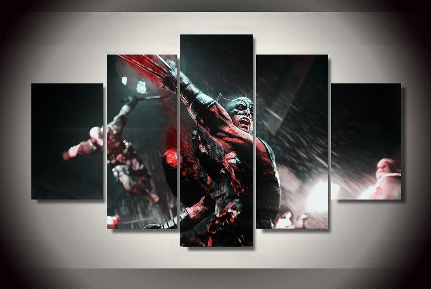 HD Impresa Violencia Wolverine Sangre Pintura Sobre Lienzo Sala De Decoracin Impresin Envo Libre
