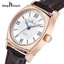 2016 festival Memorial Day gift keepintouch women creative strap wristwatch brief design elegance fashion quartz lady watches