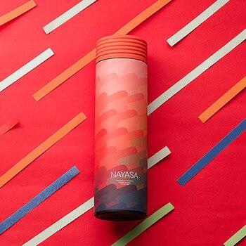 Exhibición De La Taza De Café | Flor Termo Tazas De Café Arte Una Taza Termo Botella Termo De Vacío 500 Ml Termo Escuela Botella De Agua Caliente Moda W5B053