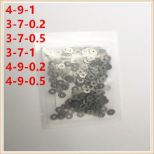 adjustment washer, adjust the pressure injector regulating pad gasket washers 4-9-1,3-7-0.2,3-7-0.5 450-500pcs