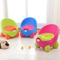 New Baby Potty Seat Lovely Egg QQ Children Toilet Chair Training Seat Kids QQ Potty Closestool