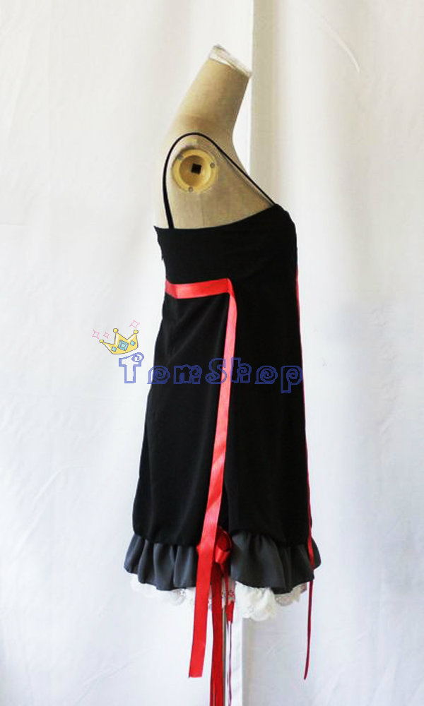 Anime Guilty Crown Inori Yuzuriha Black Short Mini Dress Sexy Cosplay Dresses Women Girls Halloween Costumes Free Shipping on Aliexpress.com | Alibaba Group : guilty halloween costume  - Germanpascual.Com