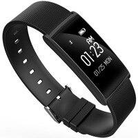 2017 SN108 Smart Wristband Heart Rate Monitor Blood Pressure IP67 Waterproof Smart Bracelet Bluetooth Watch PK