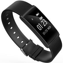 2017 SN108 Smart Wristband Heart Rate Monitor Blood Pressure IP67 Waterproof Smart Bracelet Bluetooth Watch PK Xiaomi Mi band 2
