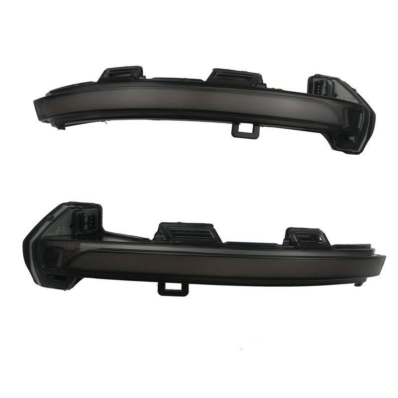 Letin For VW Volkswagen Passat B8 Variant Arteon side rearview Mirror Dynamic blinker scroll Flow Turn