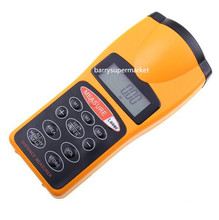 Best price High-quality Cheap Price CP-3007 1.8″ LCD Ultrasonic Distance Measurer with Red Laser Pointer