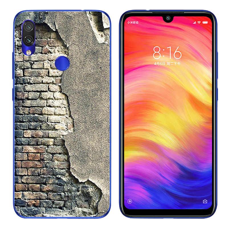 Для красный mi S2 6A 5 плюс 3 Pro Примечание 5A 4X7 4 6 про мобильный чехол для телефона Для Сяо mi 4I mi A2 Lite A1 животных Печать Мягкие TPU крышка